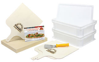 Pimotti Pizzabäcker Set/ Brotbäcker Set Advanced