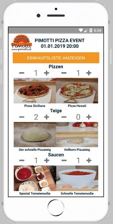 Pimotti App